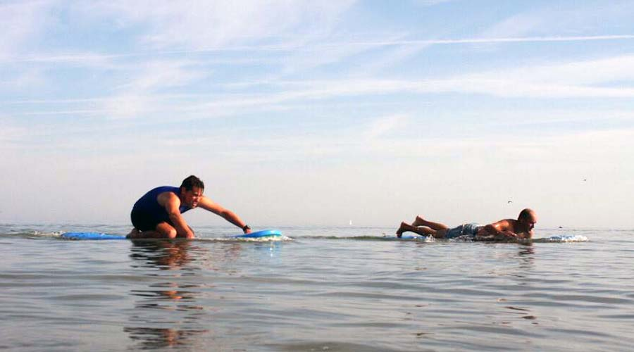 Surf fit Outdoor Scheveningen