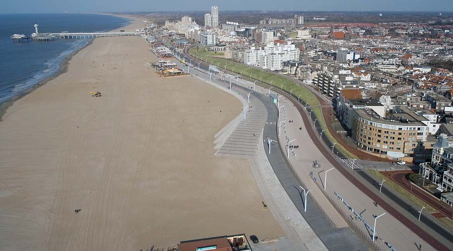 Workout boulevard scheveningen outdoor